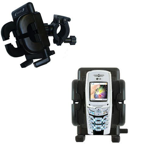 Handlebar Holder compatible with the LG VX5300 / VX-5300
