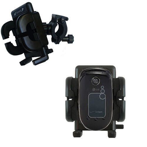 Handlebar Holder compatible with the LG VX5400