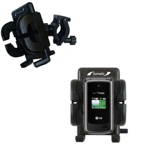 Handlebar Holder compatible with the LG VX5500