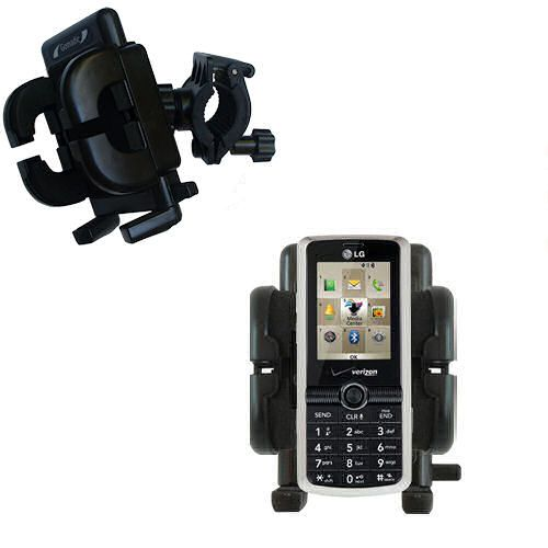 Handlebar Holder compatible with the LG VX7100