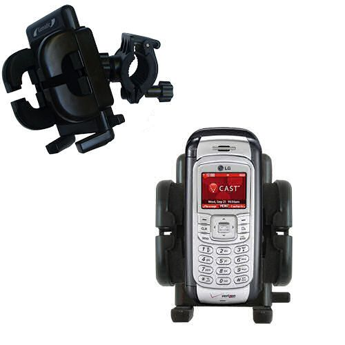 Handlebar Holder compatible with the LG VX9900