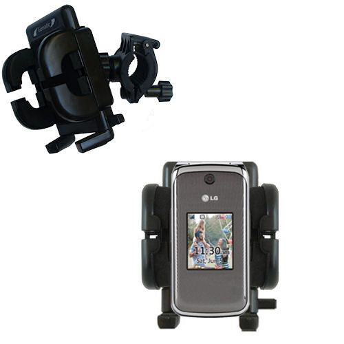 Handlebar Holder compatible with the LG Wine II