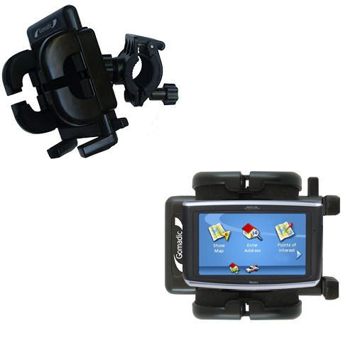 Handlebar Holder compatible with the Magellan Maestro 3200