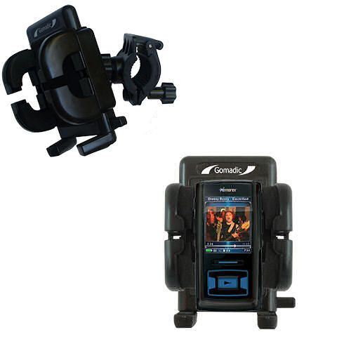 Handlebar Holder compatible with the Memorex MMP8620 MMP8640