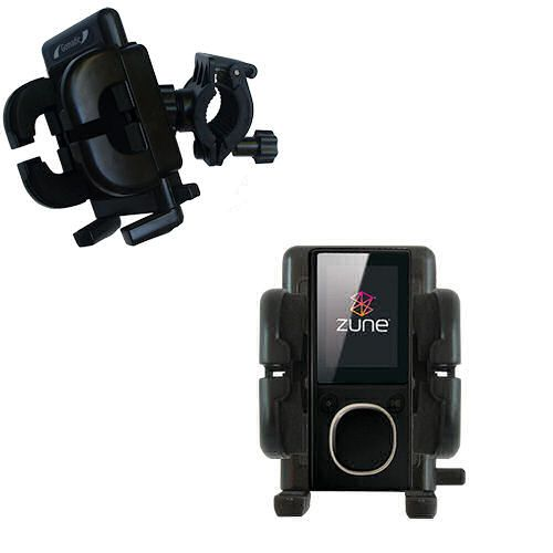 Handlebar Holder compatible with the Microsoft Zune 4GB / 8GB