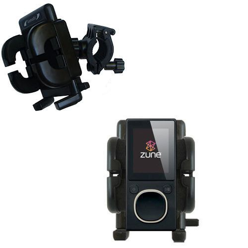 Handlebar Holder compatible with the Microsoft Zune 8 / 12