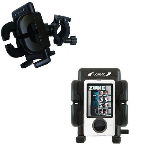 Handlebar Holder compatible with the Microsoft Zune Gen2