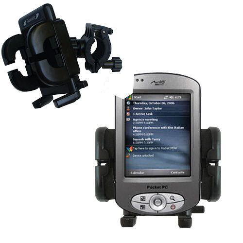 Handlebar Holder compatible with the Mio P550