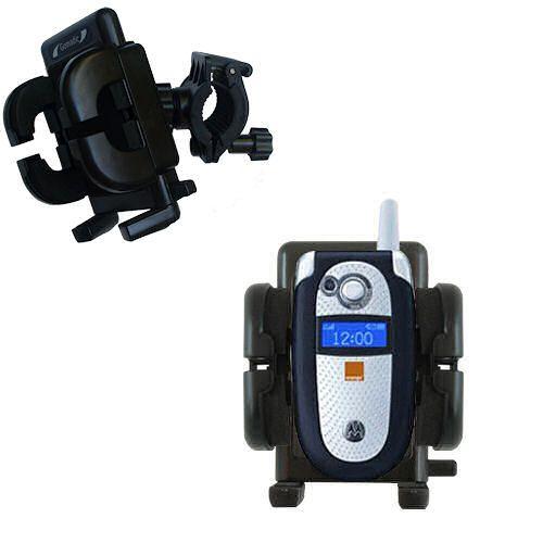 Handlebar Holder compatible with the Motorola V545