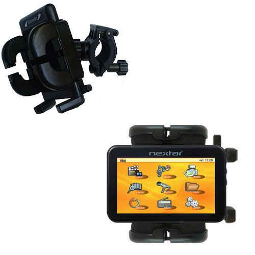 Handlebar Holder compatible with the Nextar K40