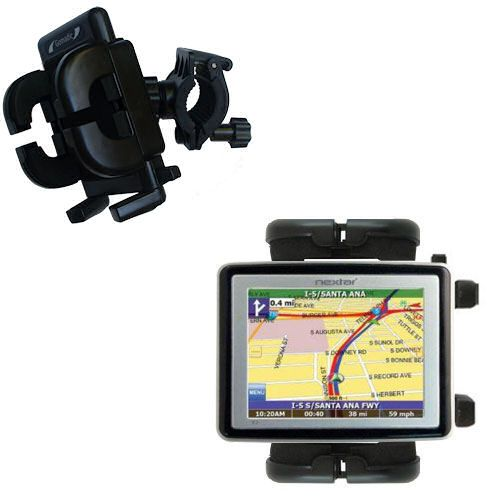 Handlebar Holder compatible with the Nextar X3-T