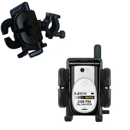 Handlebar Holder compatible with the Nextel i920 i930