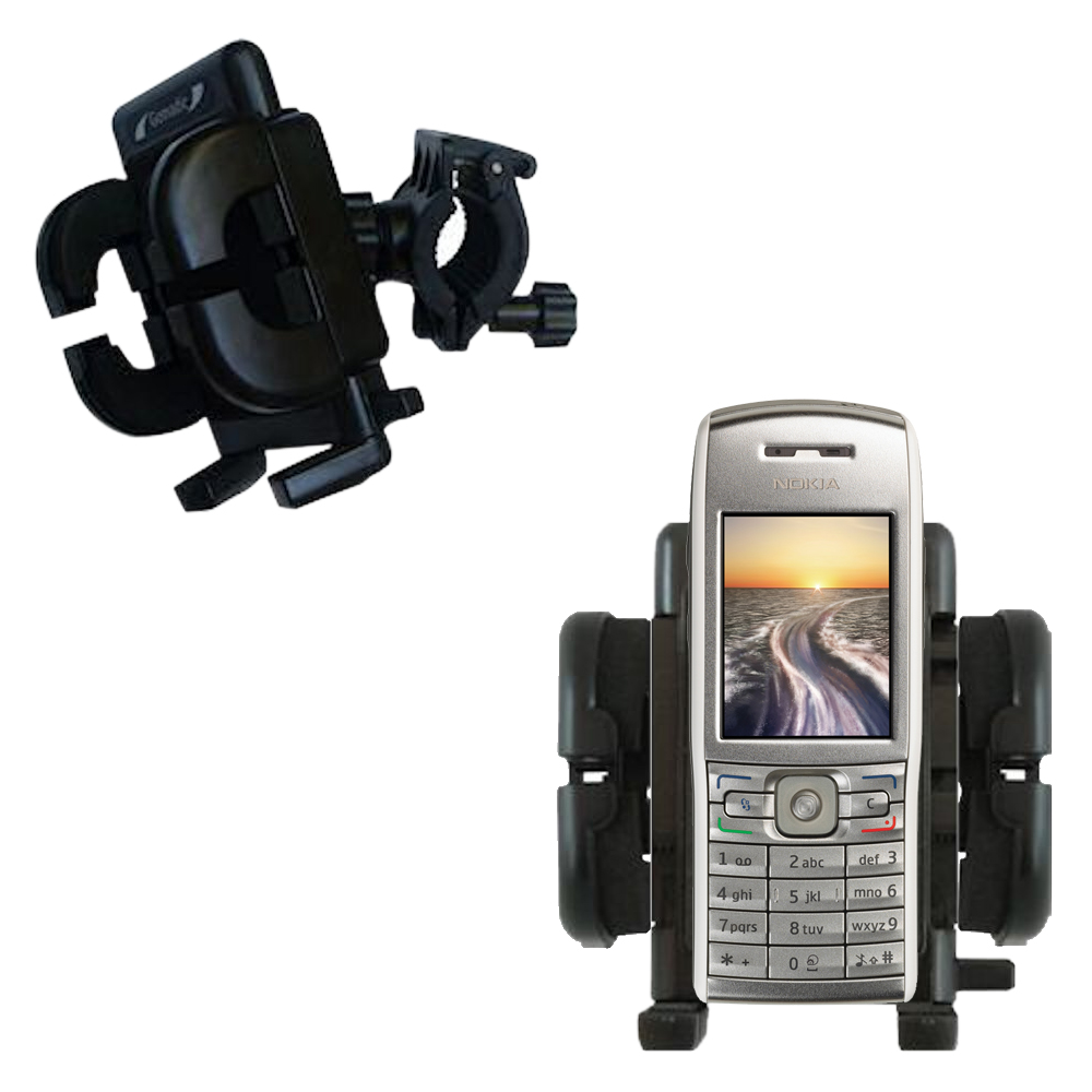 Handlebar Holder compatible with the Nokia E50