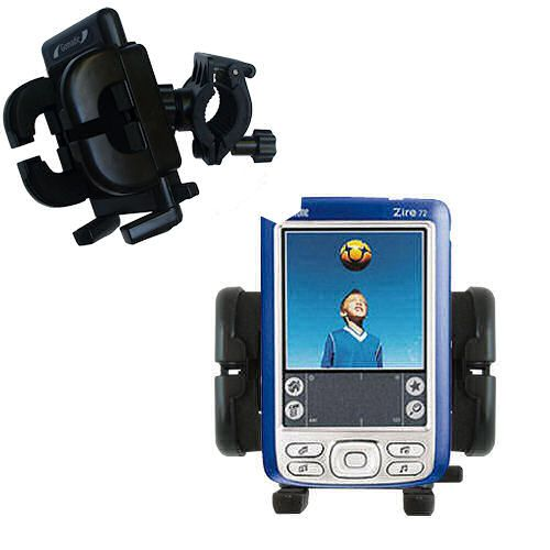 Handlebar Holder compatible with the Palm palm Zire 72s