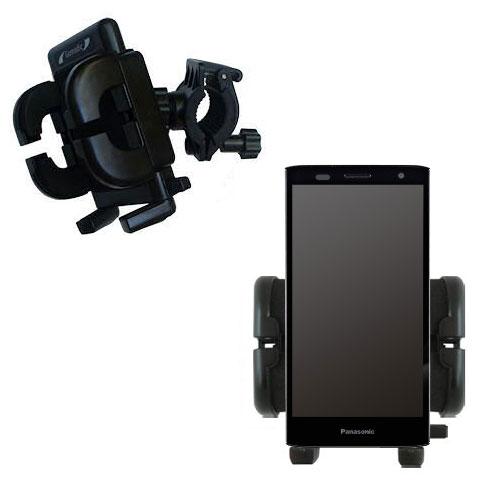 Handlebar Holder compatible with the Panasonic ELUGA Power