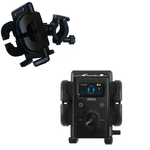 Handlebar Holder compatible with the RCA M2104 M2204 Lyra