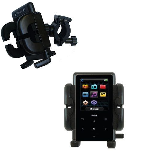 Handlebar Holder compatible with the RCA M6104