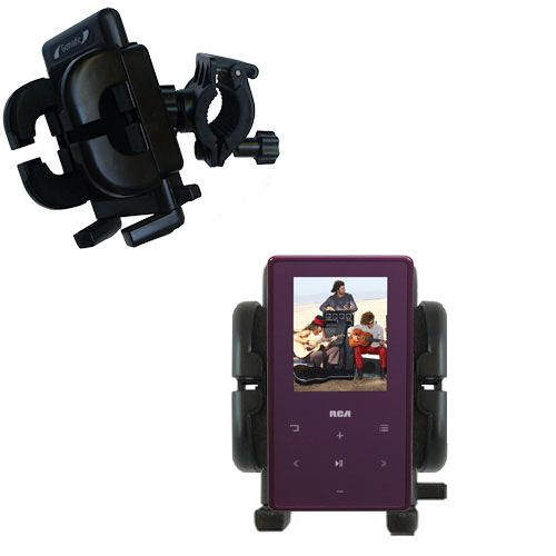 Handlebar Holder compatible with the RCA M6308