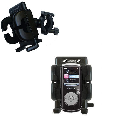 Handlebar Holder compatible with the RCA MC4204 OPAL Digital Media Player