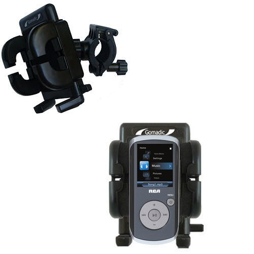 Handlebar Holder compatible with the RCA MC4208 OPAL Digital Media Player