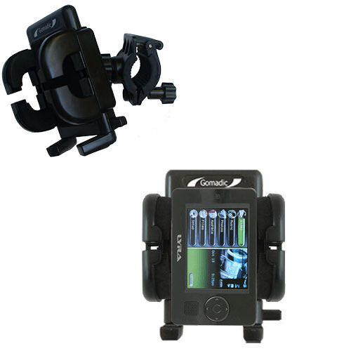 Handlebar Holder compatible with the RCA X3030 LYRA Media Player