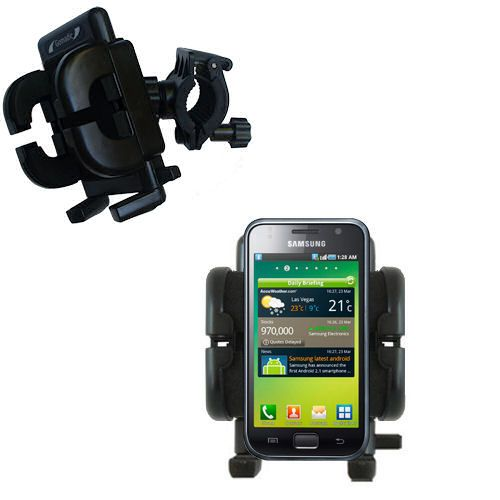 Handlebar Holder compatible with the Samsung Galaxy S
