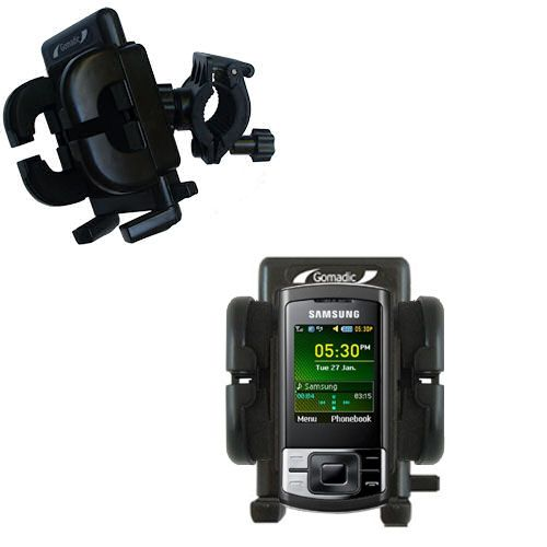 Handlebar Holder compatible with the Samsung GT-C3050
