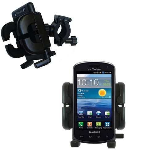 Handlebar Holder compatible with the Samsung Stratosphere