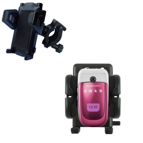 Handlebar Holder compatible with the Sony Ericsson z310i