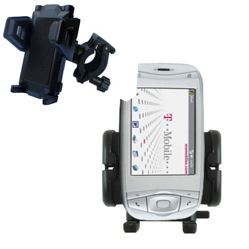 Handlebar Holder compatible with the T-Mobile MDA IV