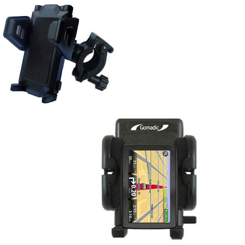 Handlebar Holder compatible with the TomTom VIA 1500