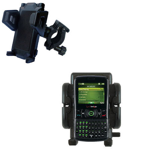 Handlebar Holder compatible with the Verizon Razzle TXT8030