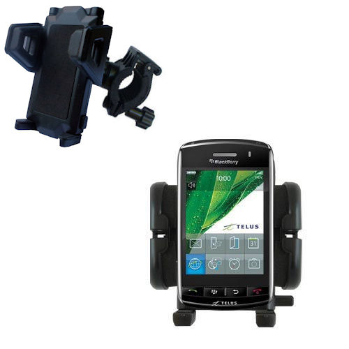 Handlebar Holder compatible with the Verizon Storm