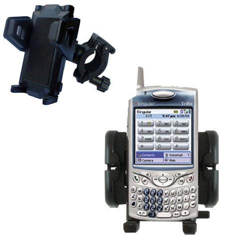 Handlebar Holder compatible with the Verizon Treo 650