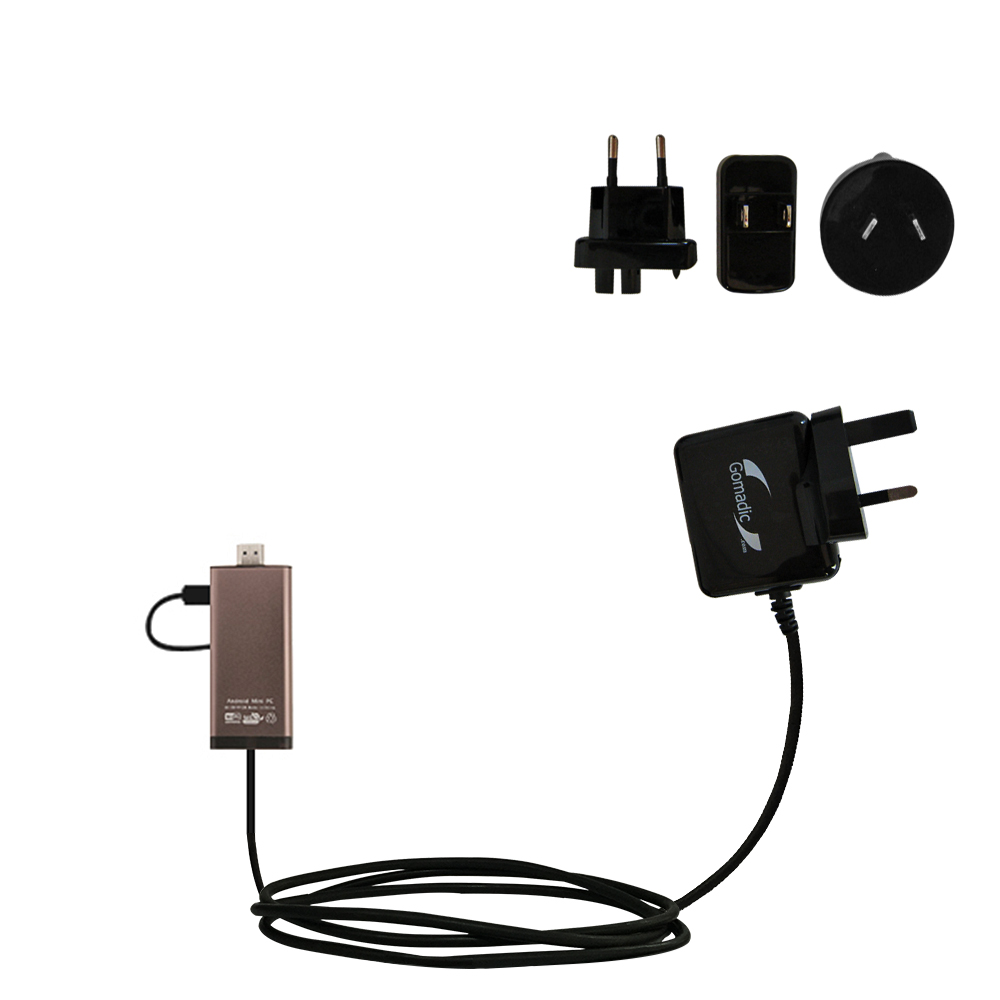 International Wall Charger compatible with the Android Mni iMito MX1