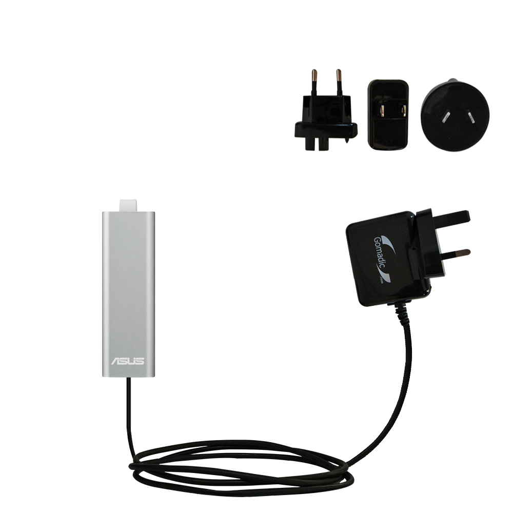 International Wall Charger compatible with the Asus WL-330NUL