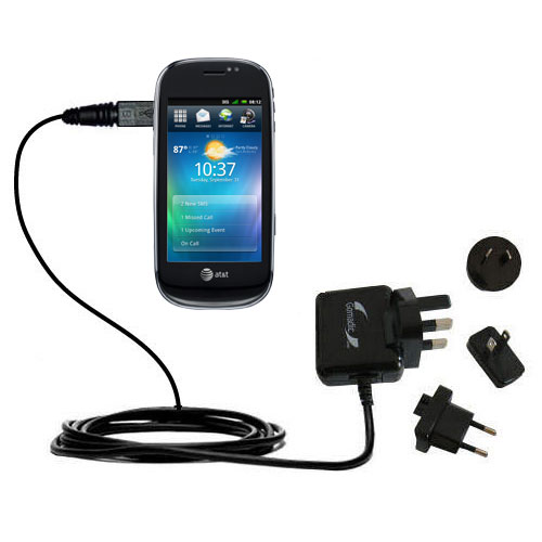 International Wall Charger compatible with the Dell Aero