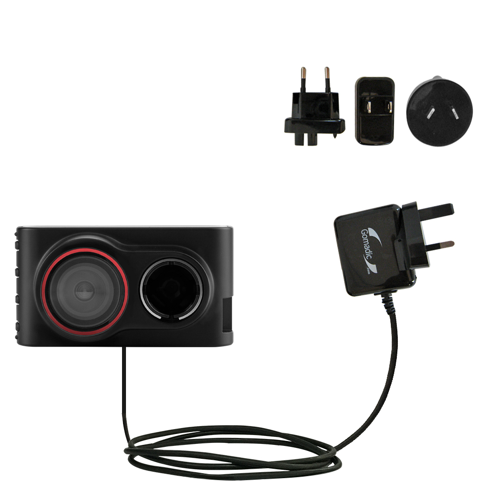International Wall Charger compatible with the Garmin Dash Cam 30 / 35