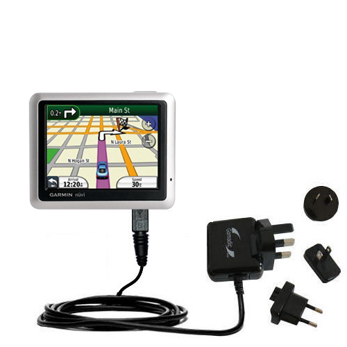International Wall Charger compatible with the Garmin nuvi 1100