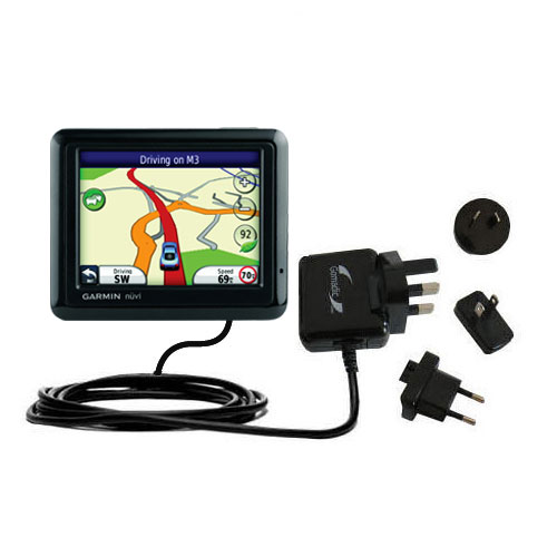 International Wall Charger compatible with the Garmin Nuvi 1210