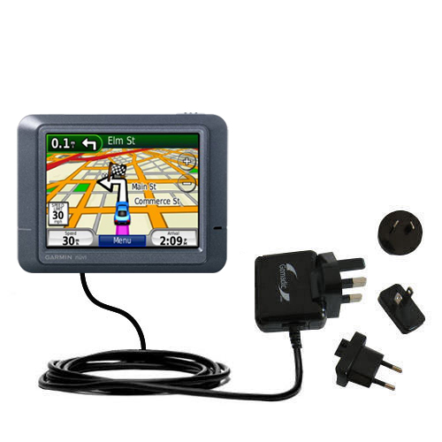 International Wall Charger compatible with the Garmin Nuvi 215