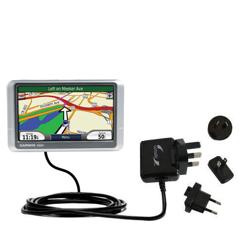International Wall Charger compatible with the Garmin Nuvi 215W 215T