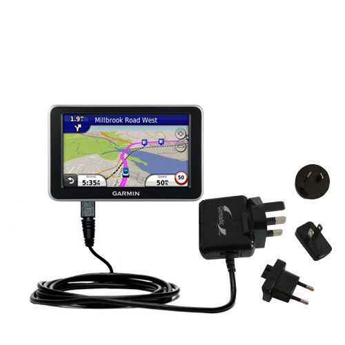 International Wall Charger compatible with the Garmin Nuvi 2300 2310