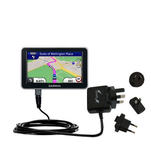 International Wall Charger compatible with the Garmin Nuvi 2310
