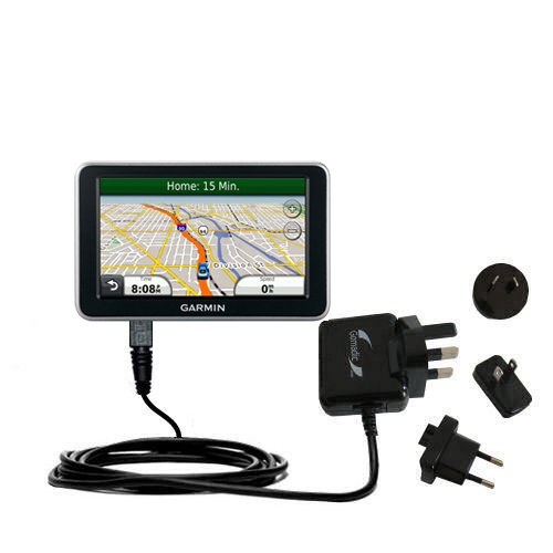 International Wall Charger compatible with the Garmin Nuvi 2350