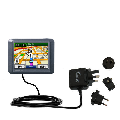 International Wall Charger compatible with the Garmin Nuvi 245T
