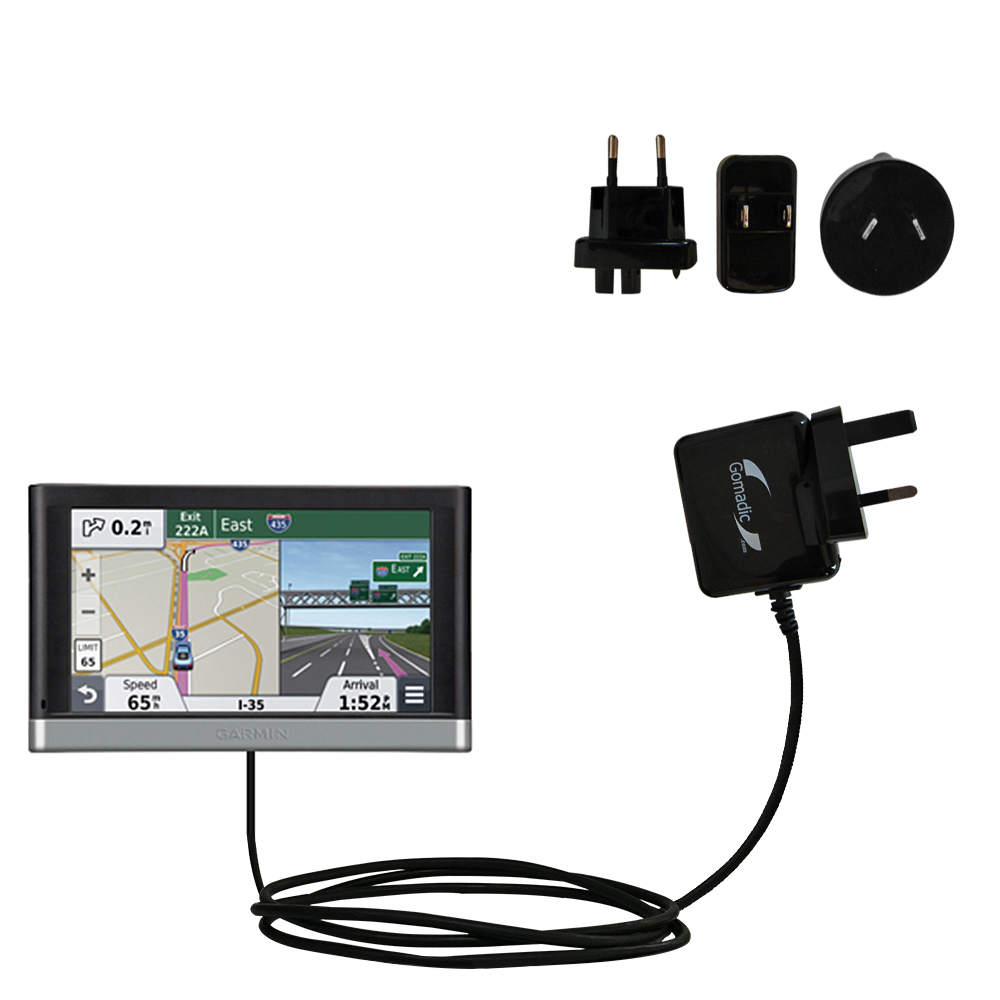 AC Home Wall Charger Suitable For The Garmin Nuvi - Nuvi 2557