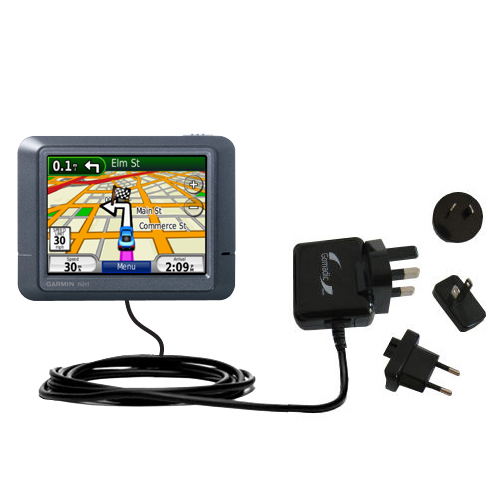 International Wall Charger compatible with the Garmin Nuvi 275T