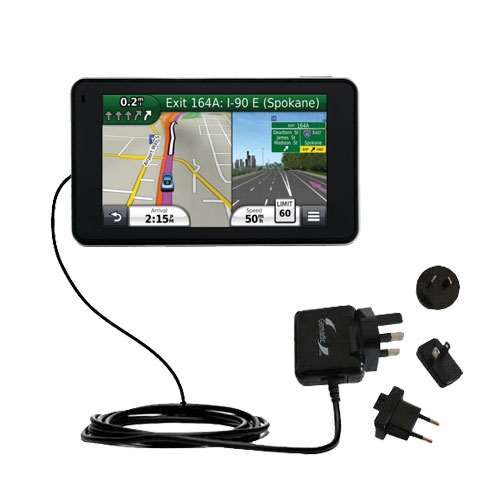 International Wall Charger compatible with the Garmin Nuvi 3490