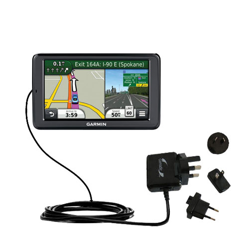 International Wall Charger compatible with the Garmin Nuvi 3550